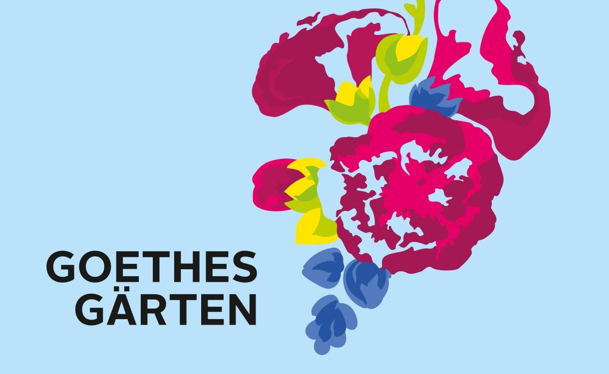Goethes Gärten · Malvenmotiv