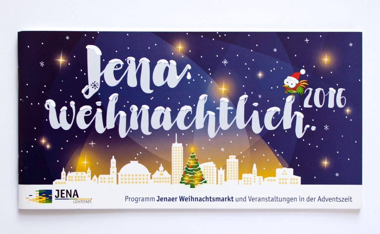 Jena weihnachtlich · Titel
