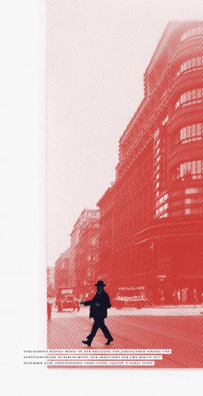 GWZ Berlin · Postkarte