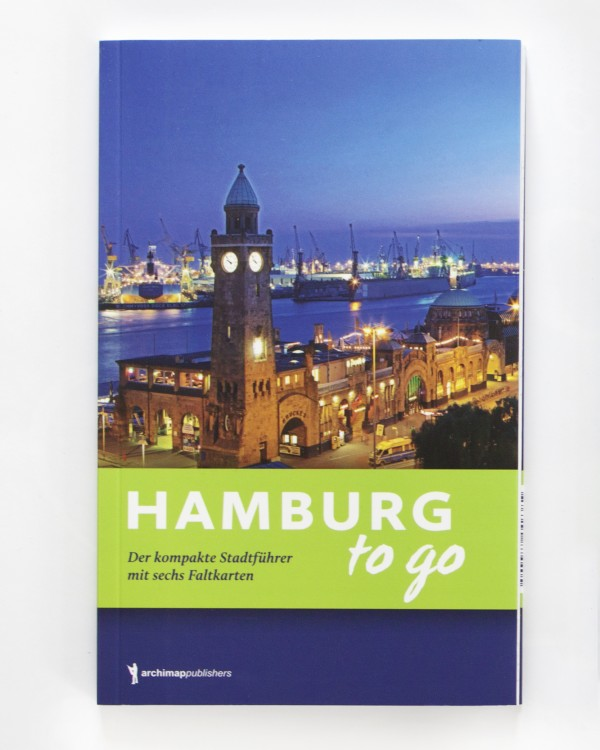 Cities to go · Hamburgführer