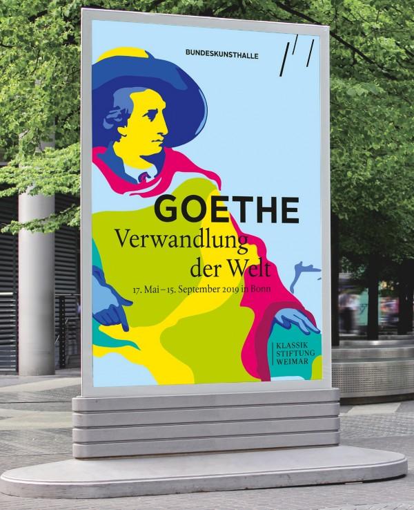 Goethe. Verwandlung der Welt · Citylights