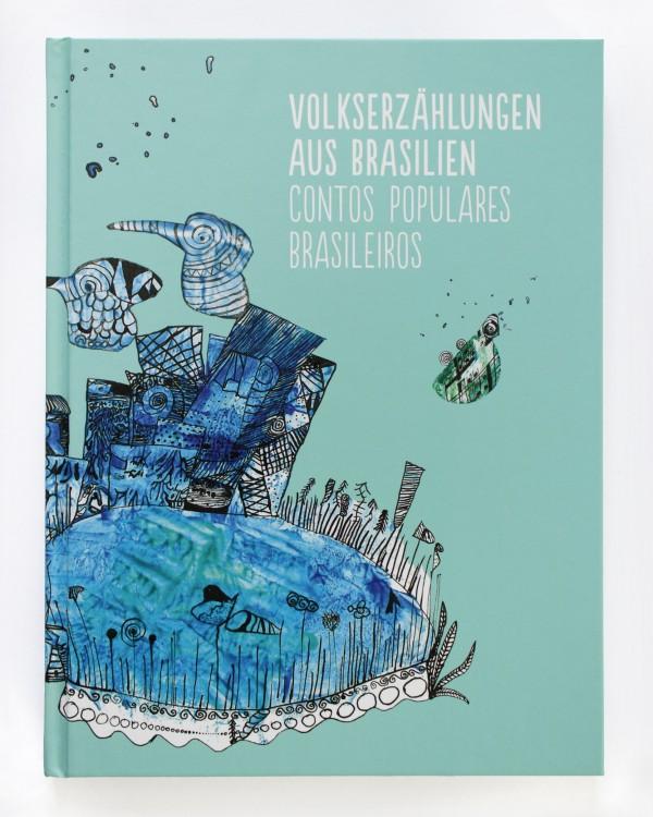 Volkserzählungen aus Brasilien · Cover