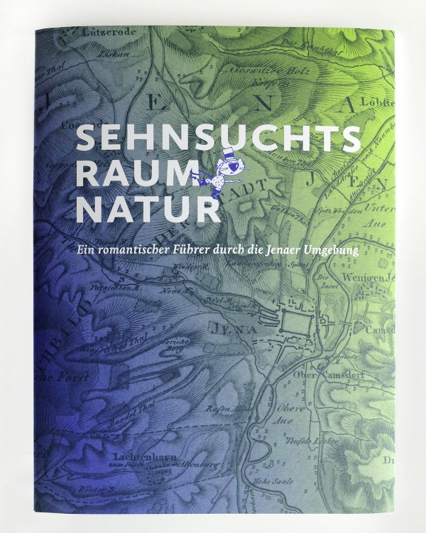 Sehnsuchtsraum Natur · Cover