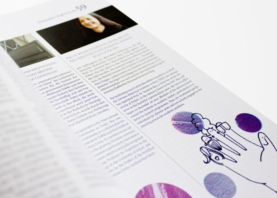 Campus-Magazin · Personalia