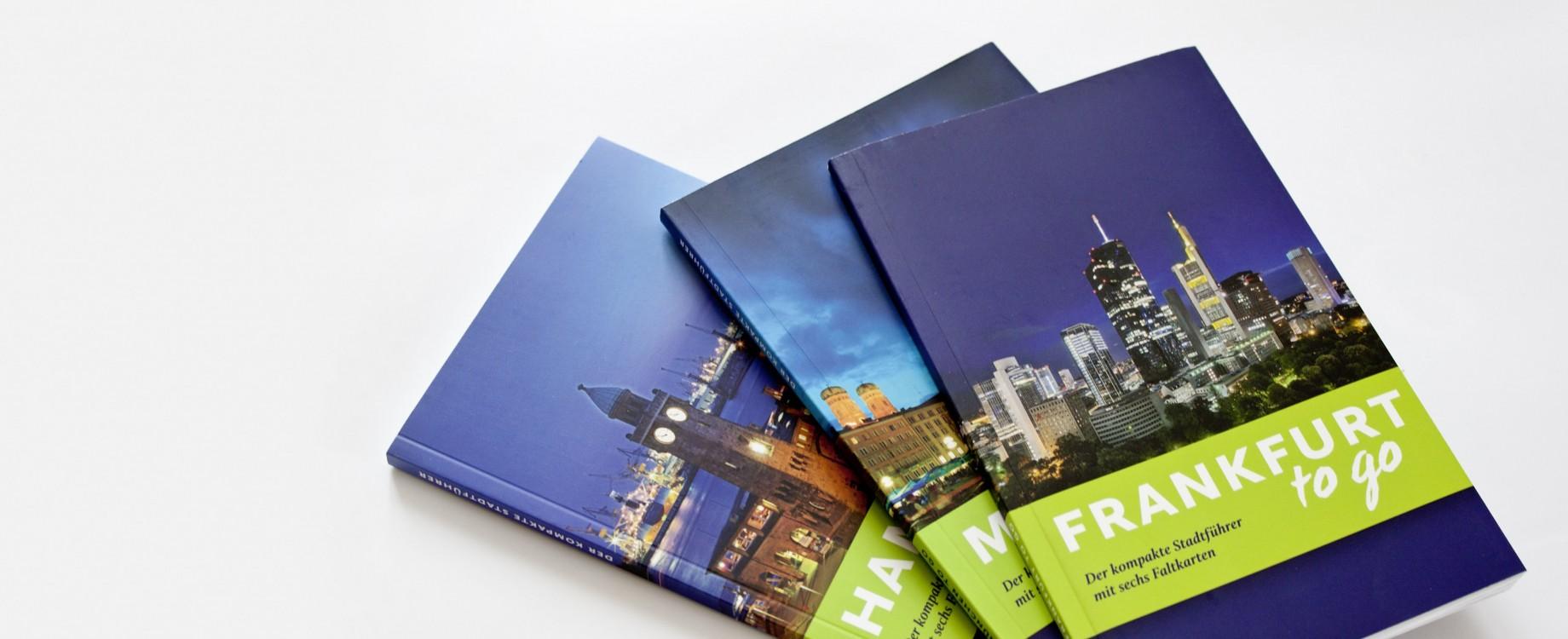 Cities to go · Buchreihe Reiseführer