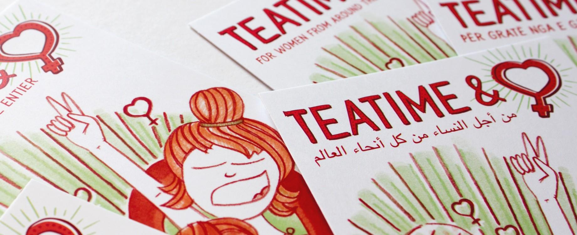 Teatime & Heart