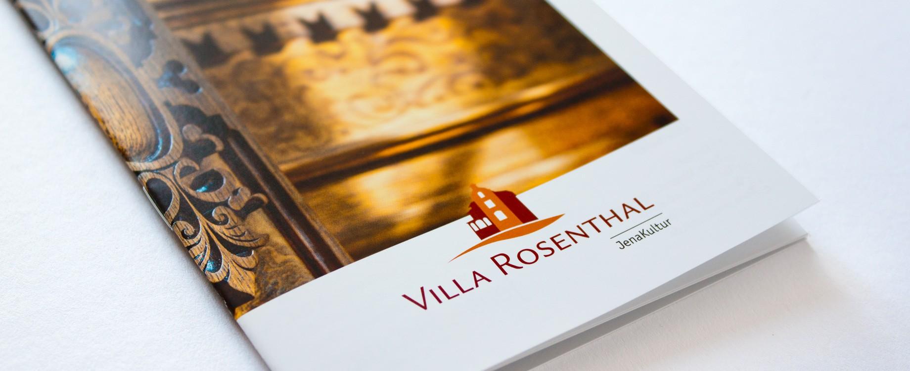 Villa Rosenthal Jena · Titel