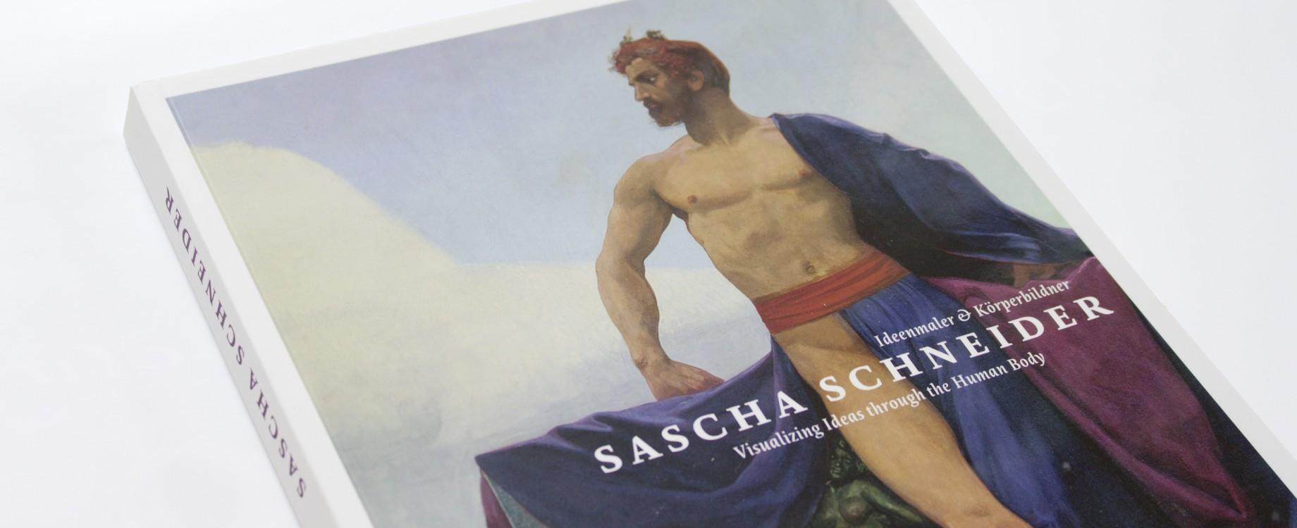 Sascha Schneider ·zweisprachiger Ausstellungskatalog