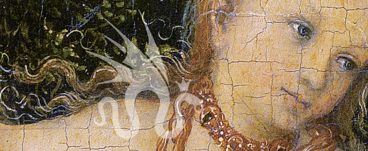 Wege zu Cranach ·Bildmarke
